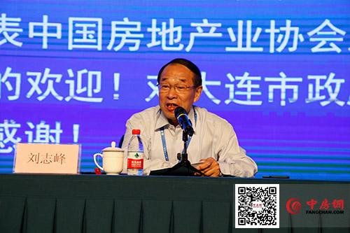 中国房地产业协会会长 刘志峰