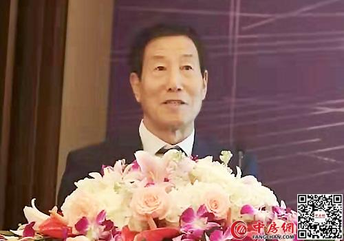 中国旅游协会副会长、开元旅业集团创始人陈妙林